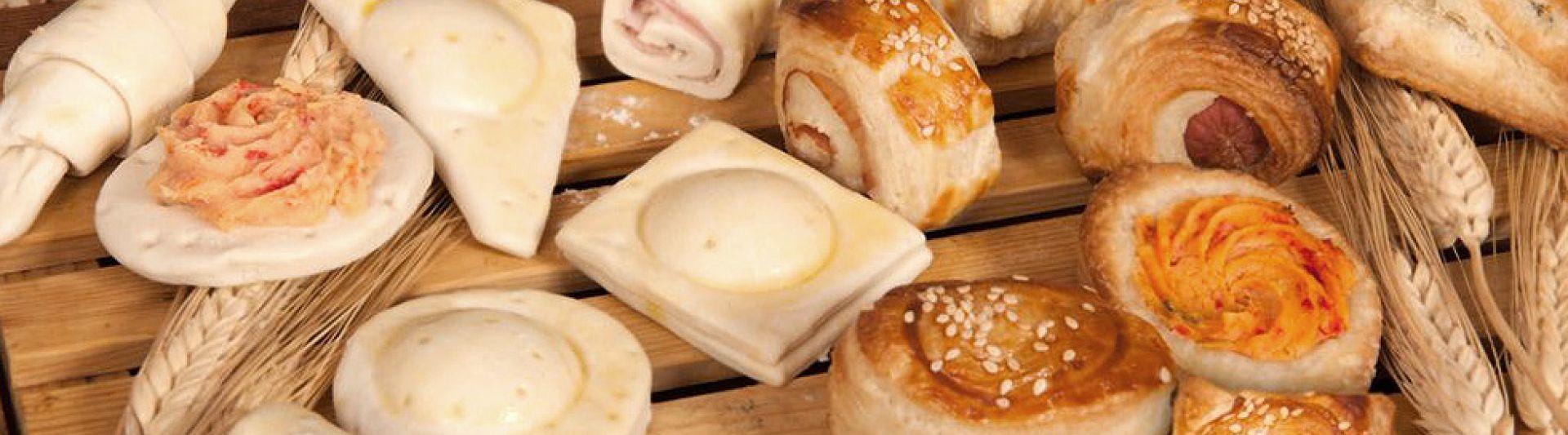Pasta sfoglia surgelata